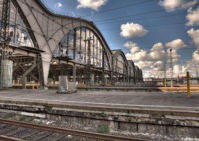 Hautbahnhof Leipzig